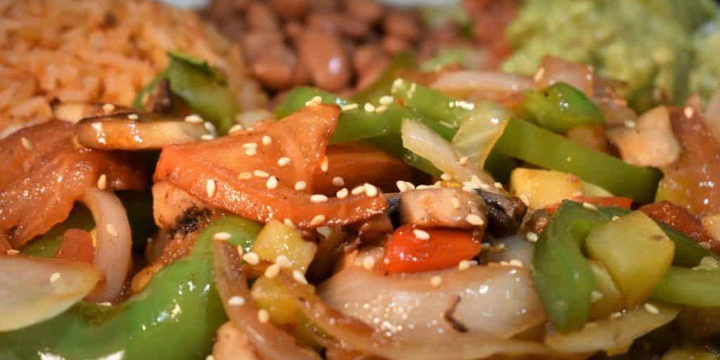 Veggie Fajitas 3