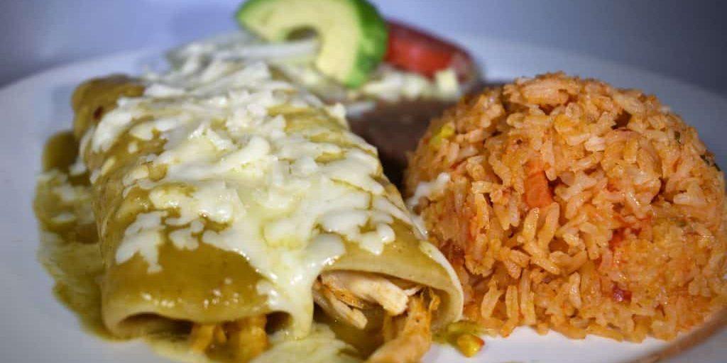 enchiladas verdes 2